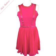 Lipsy Studded Cut Out Dress Size 12 - RRP£ 65 *SALE* - Prom Wedding Party
