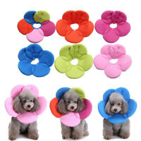 Pet Cone Protection Recovery Neck Collar Dog Cat Soft Cone Anti-bite E-Collar
