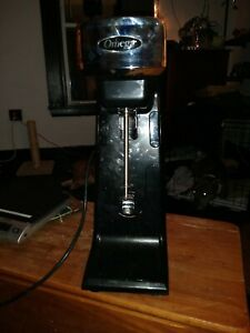 Omega M1000 Commercial Single Spindle Milkshake Machine cup not included.