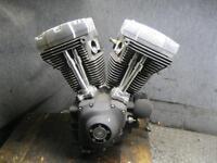 07 Harley Dyna Street Bob FXD FXDB 96 in Twin Cam A Engine Motor 18E