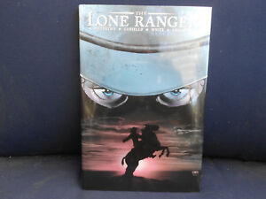 The Lone Ranger vol 1 Now and Forever HC Variant cover (2007, Dynamite)