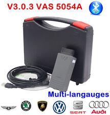 2016 Diagnosis Profesional Audi Seat Volkswagen Vas 5054a odis v 3.0.3 OKI CHIP
