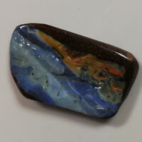 Fantastic 49.15CT +VIDEO Australia Queensland Boulder Opal ROUGH / RUB