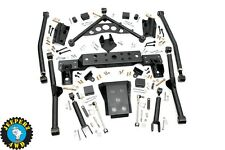 "99-04 Jeep WJ Grand Cherokee 4"" Long Arm Upgrade Kit, 90900U, *SAME DAY SHIPPING"