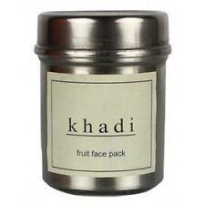 Khadi Natural Fruit Herbal Face Pack 50gm Powder (Rejuvenates Dull & Dry Skin)
