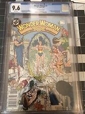 Wonder Woman 7 CGC 9.6 Canadian Price Variant 1st New Cheetah CPV
