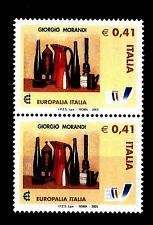 ITALIA REP. - 2003 - Europalia Italia 2003 - 0,41€ Natura morta Morandi mnh