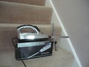 COOKWORKS SIGNATURE ELECTRIC CUTTER IN BOX FULLY WORKING