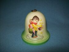 Anri Italy 1976 Christmas Musical Bell Reuge Swiss Movement Works Adeste Fideles