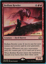 FOIL Bedlam Reveler NM Promo MTG Magic The Gathering Red English Card
