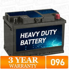 For Audi A2 A3 A4 A5 A6 Car Battery 096 12V 72Ah Heavy Duty High Performance
