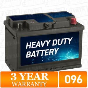 For Aston Martin DB7 Car Battery 096 12V 72Ah 650A Heavy Duty High Performance