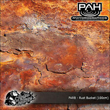 1m of Rust Bucket (PARB) 100cm PA Hydrographics water transfer film