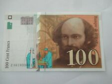 beau billet 100 francs CEZANNE 1998 Z 061833001