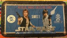 STAR WARS SERIES 1 A NEW HOPE Set of 20 Metal Collectors Cards