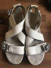Ziera Shoes Buckle Wide (C, D, W) Shoes for Women