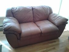 Sofa, love seat, chair selling all togather