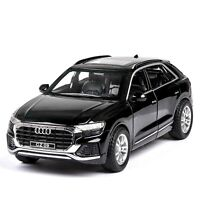 Audi Q8 Luxury Crossover SUV Coupé 1:32 Rare NEW