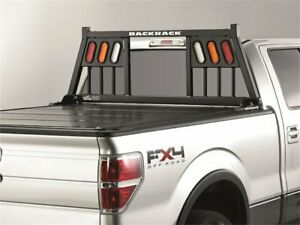 For 1969-1974 Dodge W100 Pickup Cab Protector and Headache Rack Backrack 29336GM