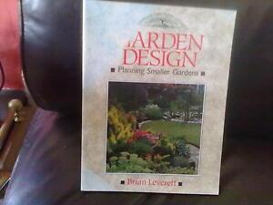 Garden Design-Brian Leverett Paperback English Crowood Press 1990