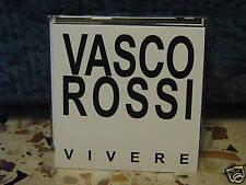 VASCO ROSSI-VIVERE-cd singolo NUOVO 2007