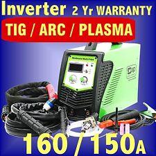 SIP 05279 p184hf160 amp tig arc soudeur / 40 bis plasma cutter 230V Générateur safe