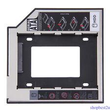 9.5mm universal disco duro SSD SATA II HDD caddy para DVD - ROM Optical Bay