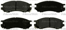 Disc Brake Pad Set Front Auto Extra AXMD728