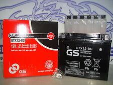 BATERÍA GS GRUPO YUASA GTX12-BS=YTX12-BS APRILIA 1000 RSV 4 R-FACTORY 09/11