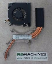 Dell Latitude D630 Laptop CPU Cooling Fan Heatsink Cooler KN982 YT944 TESTED FS