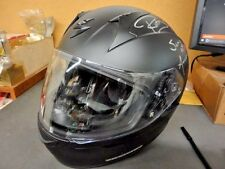"""Scorpion  XO Helmet, Black, Signed by Rusty Coons """"Quinn"""" from Sons of Anarchy"""