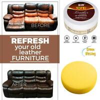 Leather Refurbishing Cleaner Cleaning Cream - Repair Tool Cream For Sofa Floor
