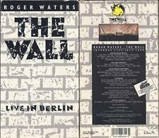 VHS: ROGER WATERS THE WALL LIVE IN BERLIN