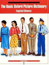 The Basic Oxford Picture Dictionary: English/Chinese-ExLibrary