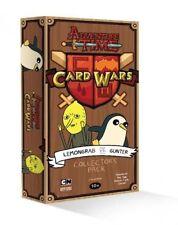 Adventure Time Card Wars Expansion Lemongrab VS Gunter AC