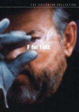 F for Fake 0037429206928 DVD Region 1 P H