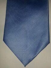 Next blue polyester tie