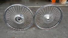 Front + Rear wheel complete set special HONDA C50 C65 C70 C90