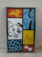 Disney All Stars Movie Resort Prop Rooms 101 Dalmatians PRINT Framed (#10)