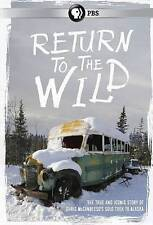 DVD: Return to the Wild: The Chris Mccandless Story, .. Good Cond.: .