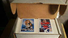 1992-93 hockey Upper Deck 1 complet set