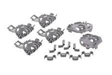 Genuine Bosch/Neff Dishwasher Basket Support Bearing Clips Kit/Part 418675