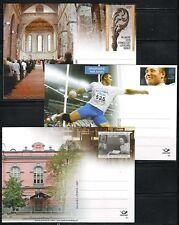 Estonia - 2007 Postcards w/ Original Stamps