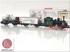 N 1:160 escala locomotive locomotora trenes Arnold 0211 DRG Set Reichsbahn <