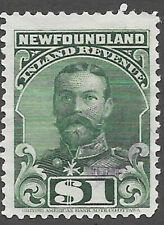 Newfoundland Inland Revenue NFR 20a Used Cat C$6