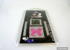 3 x Mobile Fashion Sushi Crystal look Schmuck für MP3 Player, Handy, Spielzeuge