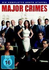 3 DVDs * Major Crimes - Season/Staffel 1 * NEU OVP