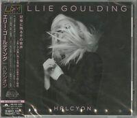 ELLIE GOULDING-HALCYON-JAPAN CD  BONUS TRACK E75