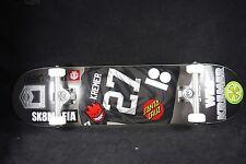 Skateboard Complete Sk8mafia Titanium Trucks Spitfire Element Santa Cruz Indy