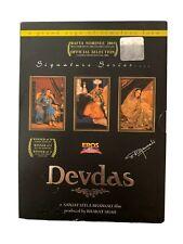 DEVDAS (Hindi DVD) (2005) (English Subtitles) EROS Signature Series